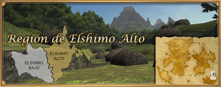 FFXIR Region de Elshimo Alto