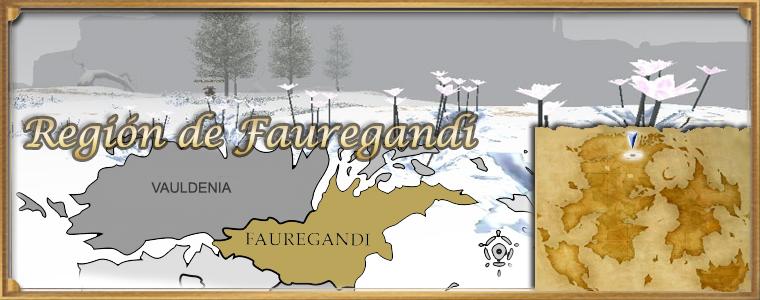 Region de Fauregandi