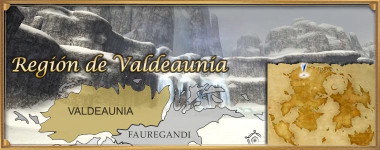 FFXIR Valdeaunia