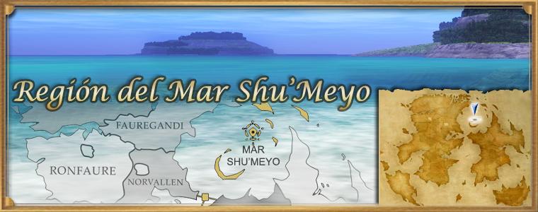 Regiones de Final Fantasy XIR