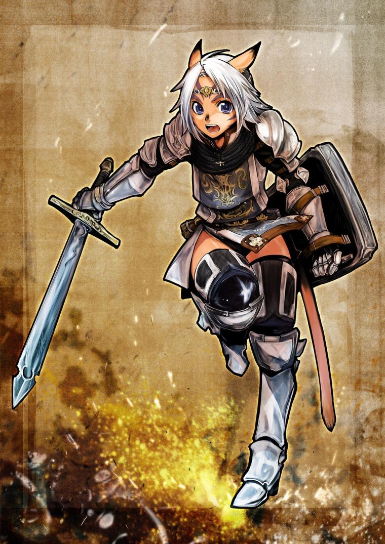 Guerrera Guerrero Mithra 3 FinalFantasy XI