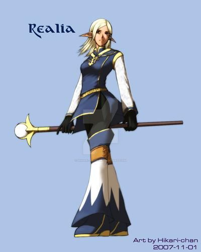 realia commission ffxi final fantasy 11