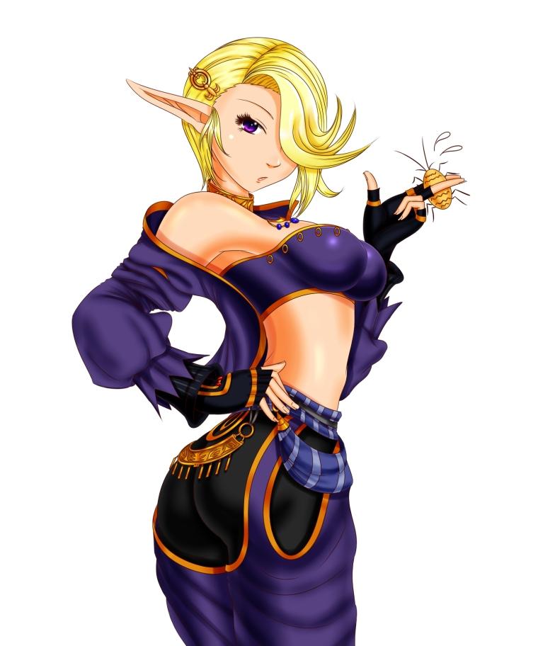 Final Fantasy XI World Concept