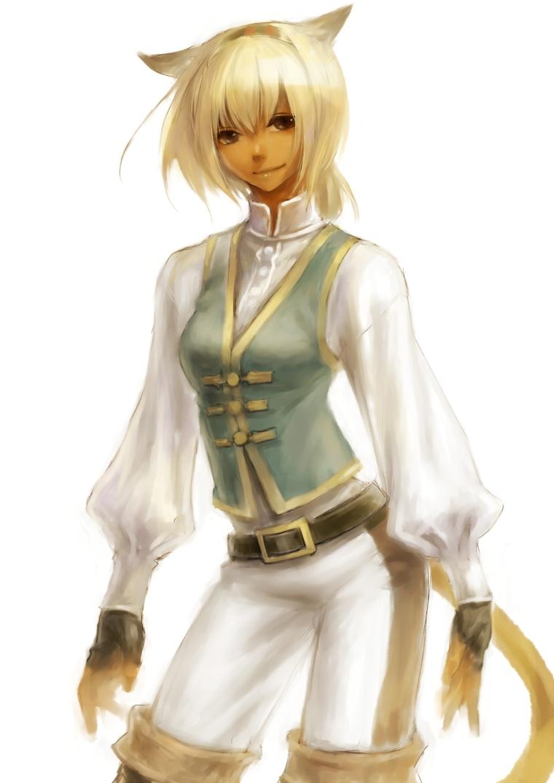 Nuevo juego móvil de Final Fantasy XI XIR XIMobile Móvil