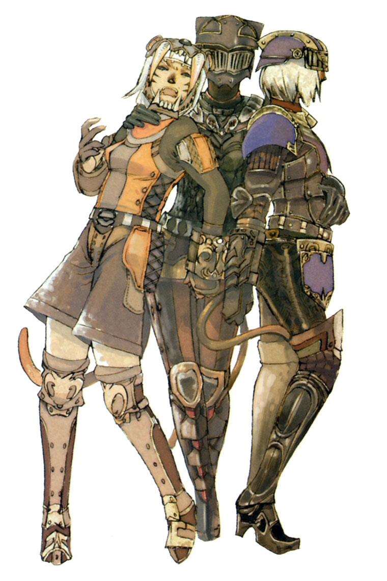 shikaree-sin-hunters cazadores FFXI