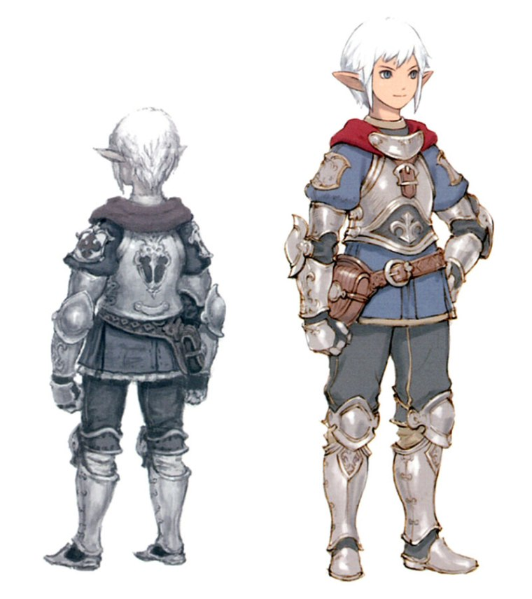 Juego FFXIR Reboot de Final Fantasy XI